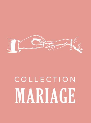Collections faire-part de mariage