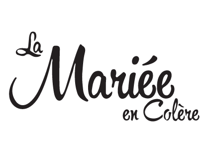 Logo La mariée en colère