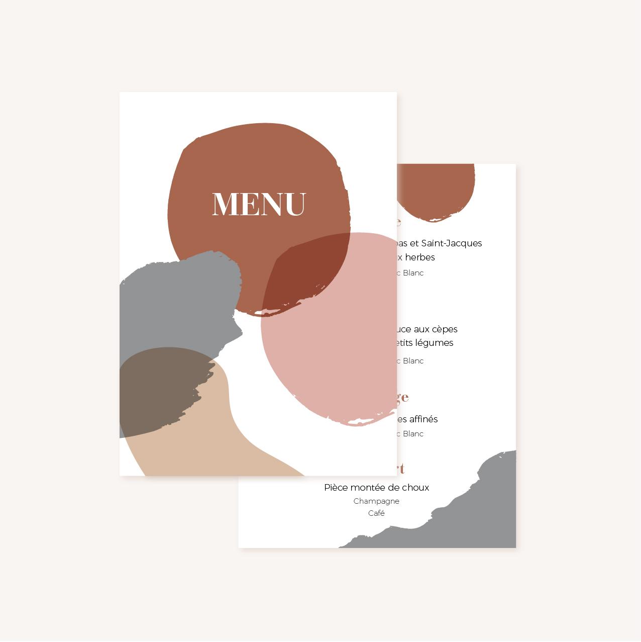 menu-mariage-abstrait-boho-sahara-couleur-sable-terracotta-beige-desert-36