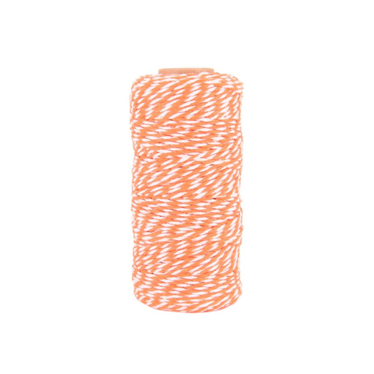 Baker twine orange